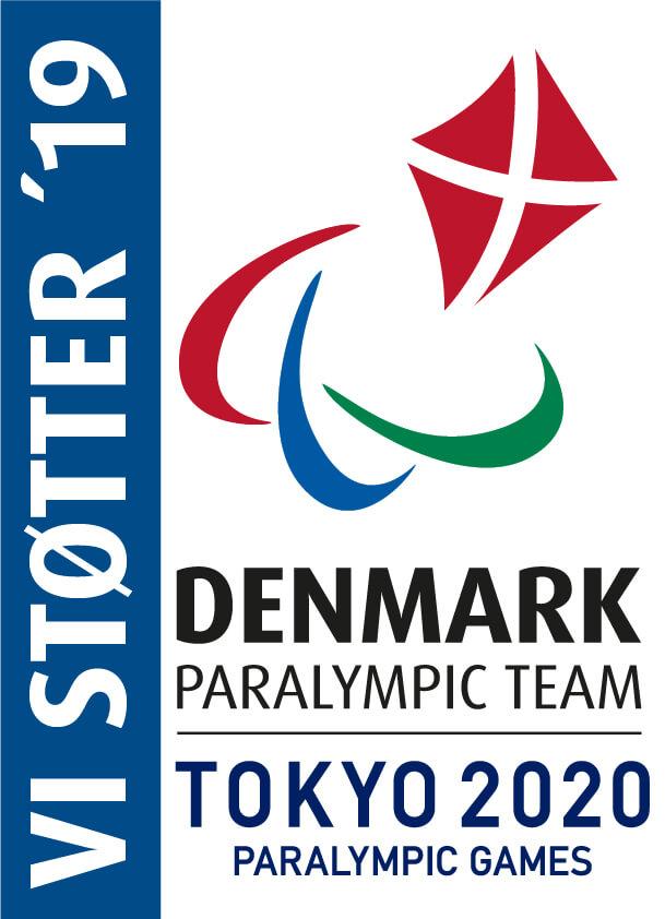 vi støtter endnu en gang Parasport Danmark